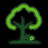 icona servizio realizzazione parchi verde cabiria