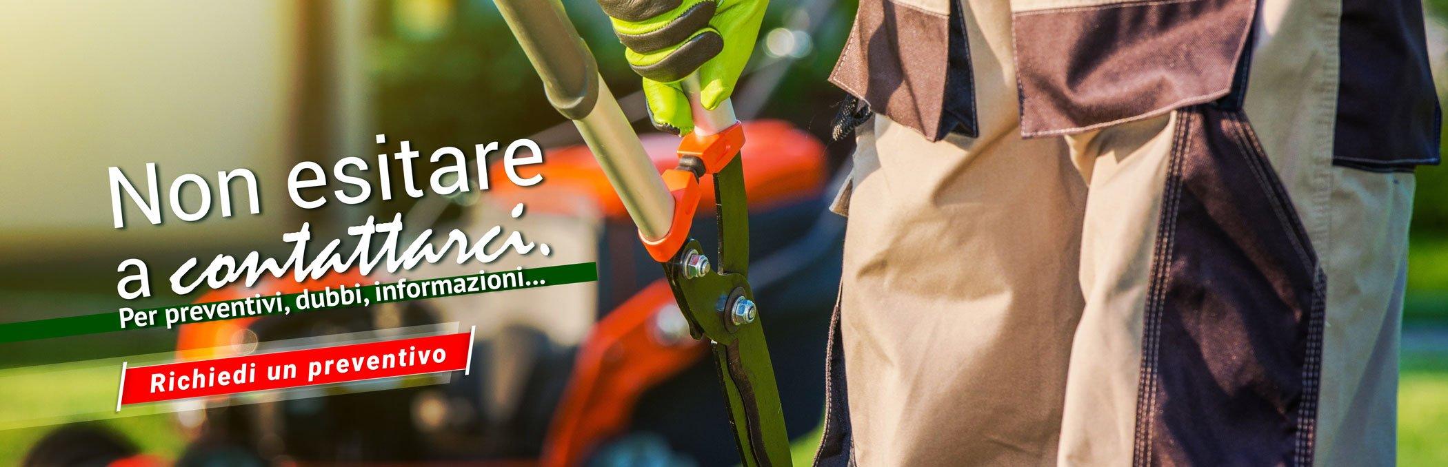 slide contatti verde cabiria parma