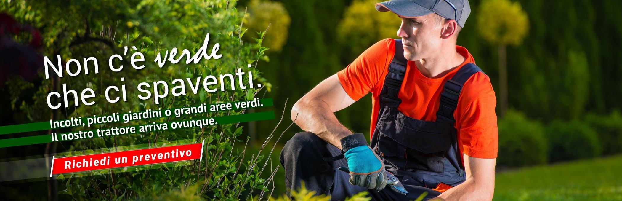 slide servizio realizzaizone verde cabiria parma