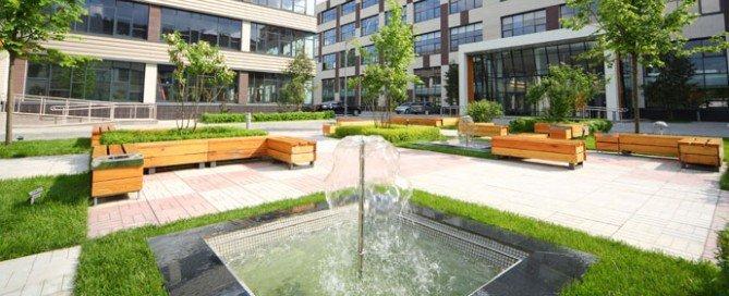 aree verdi aziendali