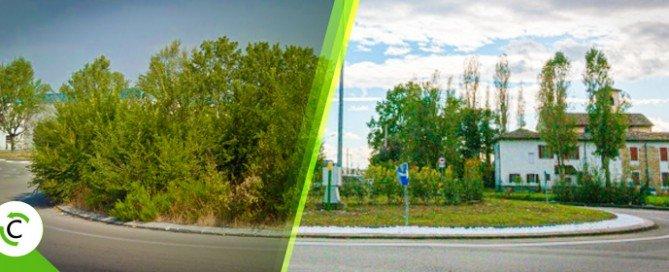 Le fasi dei progetti di Verde Cabiria