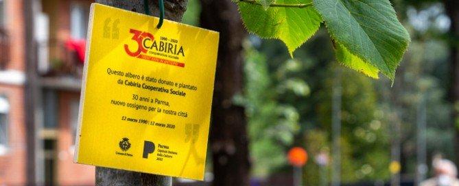 30 anni di Cabiria Cooperativa Sociale