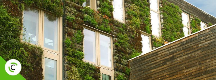 architettura verde nelle città